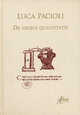 Portada de De Viribus Quantitatis, uno de los libros más antiguos conocidos dedicados a las trampas.